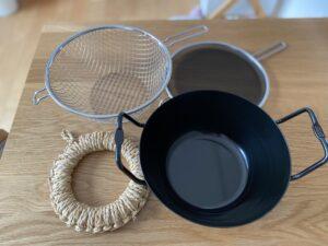 ラバーゼ 揚げ鍋